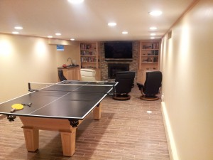 Basement Remodel St. Anthony, MN